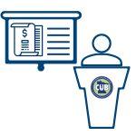CUB presentation icon