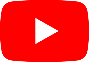 YouTube color logo